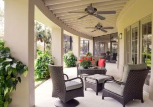Creating an ideal outdoor area in your house